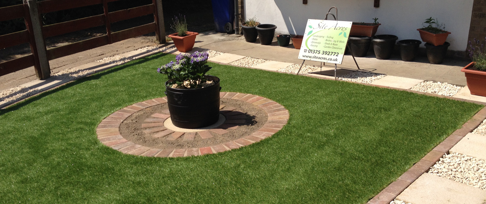 Landscaping & Paving Design and Ideas - Site Acres